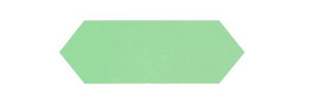 ECLIPSE LIGHT GREEN BRILLO BISEL