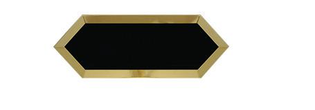 ECLIPSE BLACK GOLD BISEL