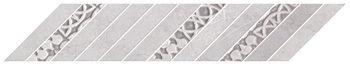 Бордюр supernatural treccia argento listello 6.5х30.5