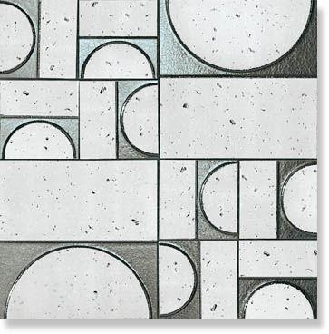 Декор EVOQUE SIGILLO ARGENTO INS. MOS. 30,5x30,5