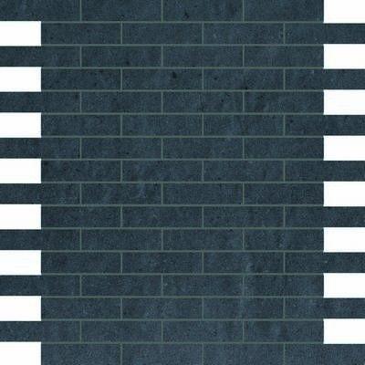 Декор dec.creta mosaico brick notturno fk4w 30,5x30,5