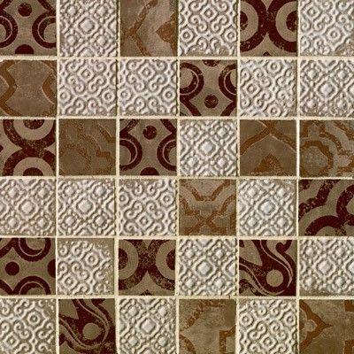 Декор dec.creta mosaico majolica beige fk62 30,5x30,5