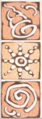 Фриз Антарес 3Н Ракушки 200x62