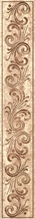 Фриз Пальмира 3Н 600x98,5