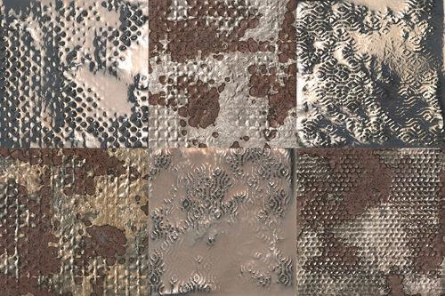 Maku Grid Metal Inserto Mix 6 40x60