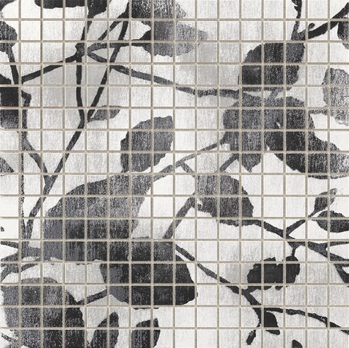 Maku Ramage White Mosaico 30.5x30.5