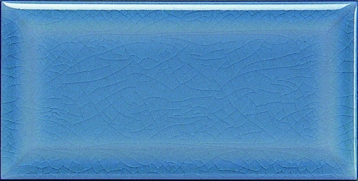 Modernista Biselado PB C-C Azul Oscuro