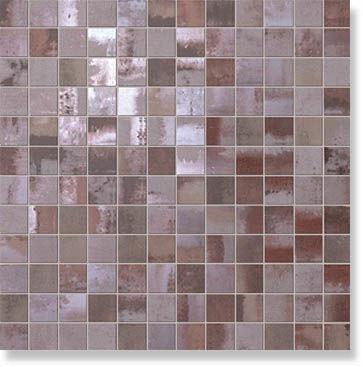 Мозаика EVOQUE ACCIAIO COPPER 30,5x30,5