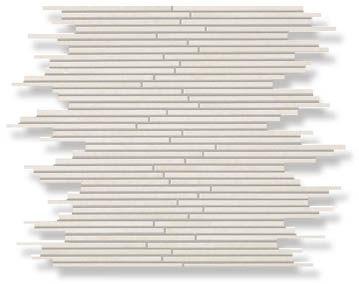 Мозаика EVOQUE TRATTO WHITE 30,5x30,5