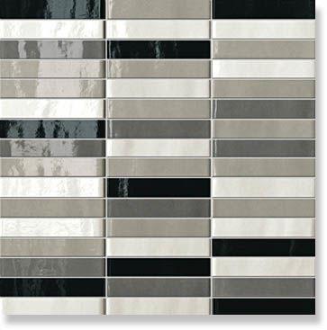 Мозаика Manhattan Tratti Grigi Mosaico 30x30