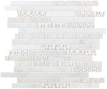 Облицовочная плитка supernatural frammenti cristallo mosaico 30.5х30.5