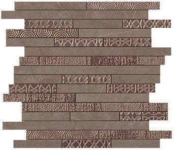 Облицовочная плитка supernatural frammenti visone mosaico 30.5х30.5