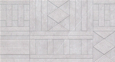 Облицовочная плитка supernatural kilim argento inserto 30.5х56