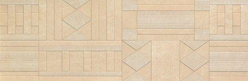 Облицовочная плитка supernatural kilim crema inserto 30.5х91.5