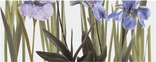 Панно Ирис тип 3 500x200