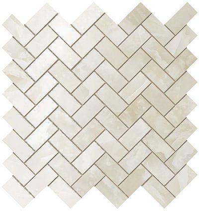 Persian Jade Herringbone Mosaic СП629