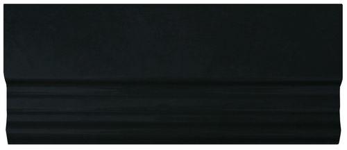 Плинтус Manhattan Black Alzata 12,5x30