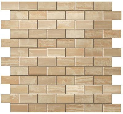 Royal Gold Brick Mosaic СП626