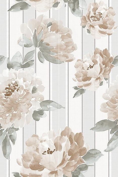 декор Blossom-2 Gris