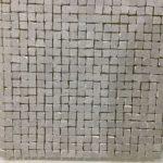 Производство колотой мозаики ручным способом.